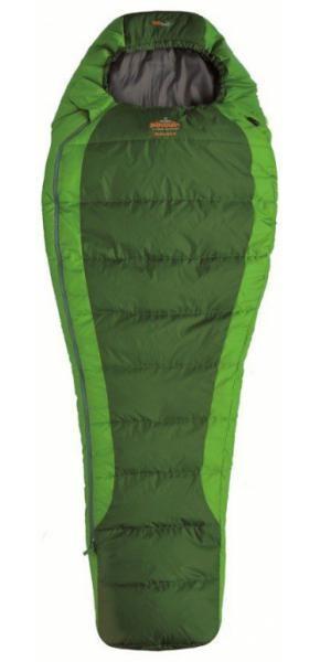 Спальный мешок Pinguin - Mistral 185 Green Справа (R)