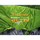Спальный мешок Pinguin - Mistral 185 Green Справа (R), фото 2