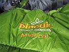 Спальный мешок Pinguin - Mistral 185 Green Справа (R), фото 3