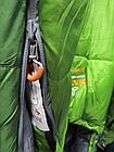 Спальный мешок Pinguin - Mistral 185 Green Справа (R), фото 4