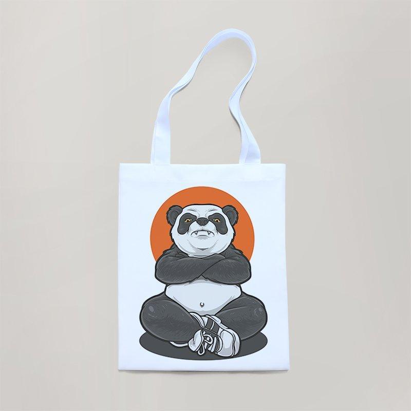 Экосумка Панда