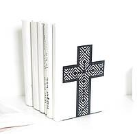 """Держатель для книг """"Крест"""""""