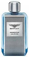 Оригінал Bentley Momentum Unlimited Туалетна Вода 100ml Бентлі Моментум Унлимитед, фото 1