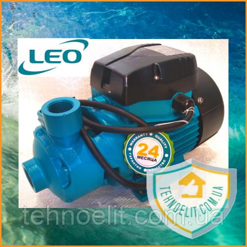 Вихревой самовсасывающий насос LEO 3.0, 0.75кВт, Hmax 75м, Qmax 50л/мин (775134).