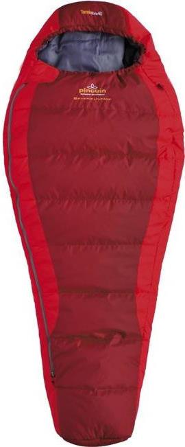 Спальный мешок Pinguin - Savana Junior 150 Red Справа (R)
