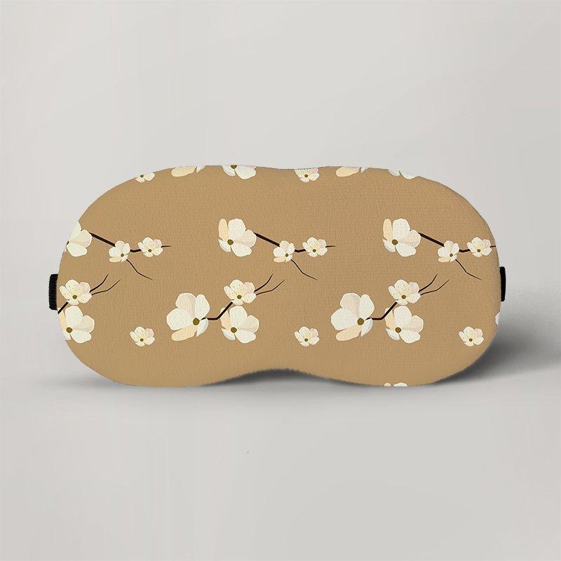 Маска для сна Цветы №386