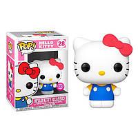 Фигурка Funko Pop Фанко Поп Привет, киска Киса (классическая) Hello Kitty Kitty 10 см Kidi Cartoon HK K 28