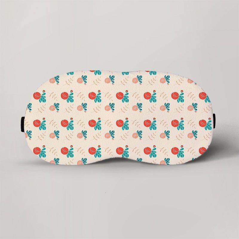 Маска для сна Цветы №348