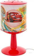 Настольная лампа декоративная Oktay Cars 1x60 Вт E27 красный 4201 T31328063