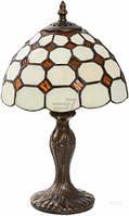 Настольная лампа декоративная Rabalux Marvel 1x40 Вт E14 бронзовый 8072 T30897122