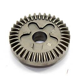 Большая шестерня для болгарки Bosch GWS 7-115 / Skil (d1 11.5*47) оригинал 1606333624/1600A00J95