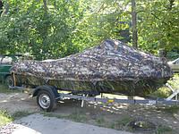 """Серия статей """"Тенты для водной техники"""". Перевозим резиновую лодку, металлическую лодку, катер, яхту! Транспортировочный тент."""