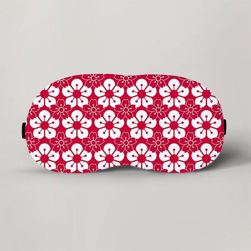 Маска для сна Цветы №150