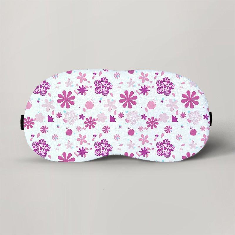 Маска для сна Цветы №136