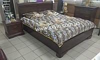 Кровать Луи Филиппе из дерева