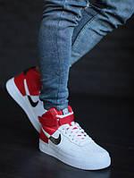 Мужские кроссовки Nike Air из натуральной кожи
