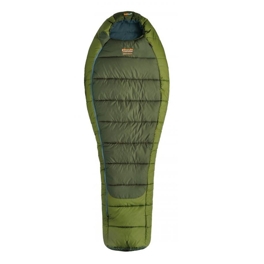 Спальный мешок Pinguin - Comfort 195 Green Справа (R)