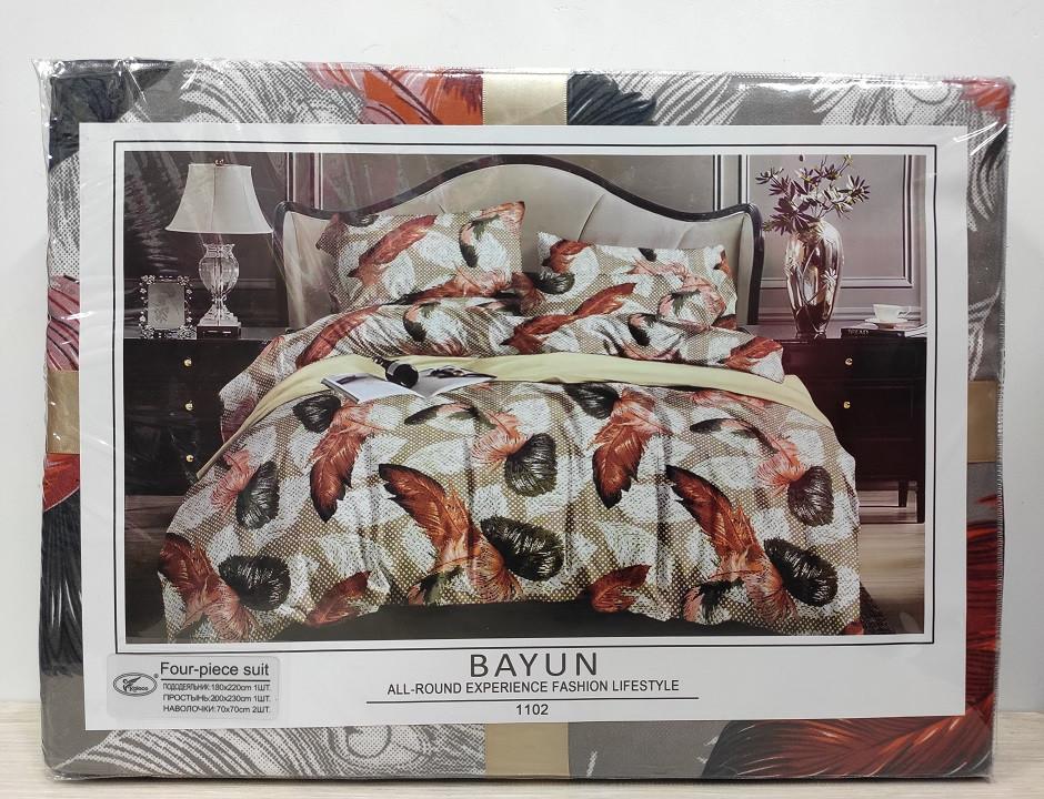 Комплект постельного белья Koloco Bayun арт 1102