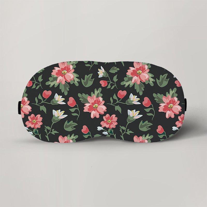 Маска для сна Цветы №52