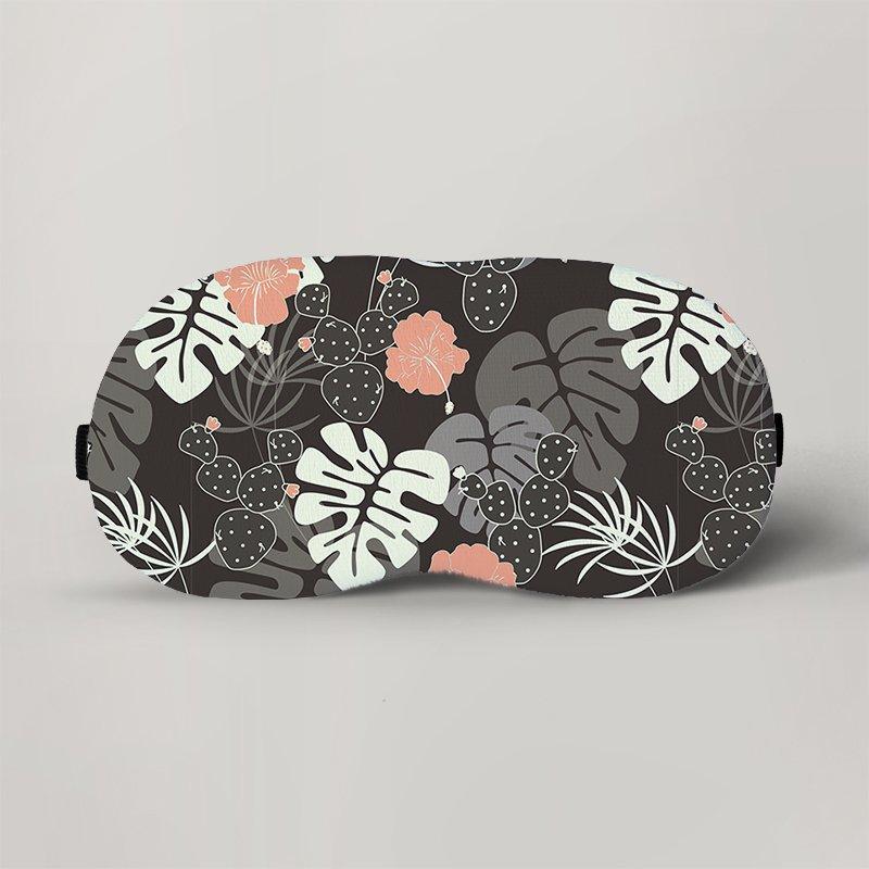 Маска для сна Цветы №47