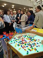 Art&Play на Всеукраїнському дні дошкілля у Києві 27.09.2019.
