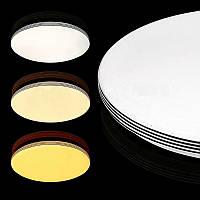 LED светильник с пультом BIOM SML-R04-80 80W 3000-6000K 80Lm/W