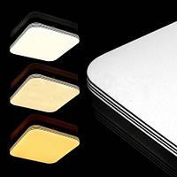 LED светильник BIOM смарт SML- S01- 50 с пультом квадратный 50W 3000-6000K 80Lm/W