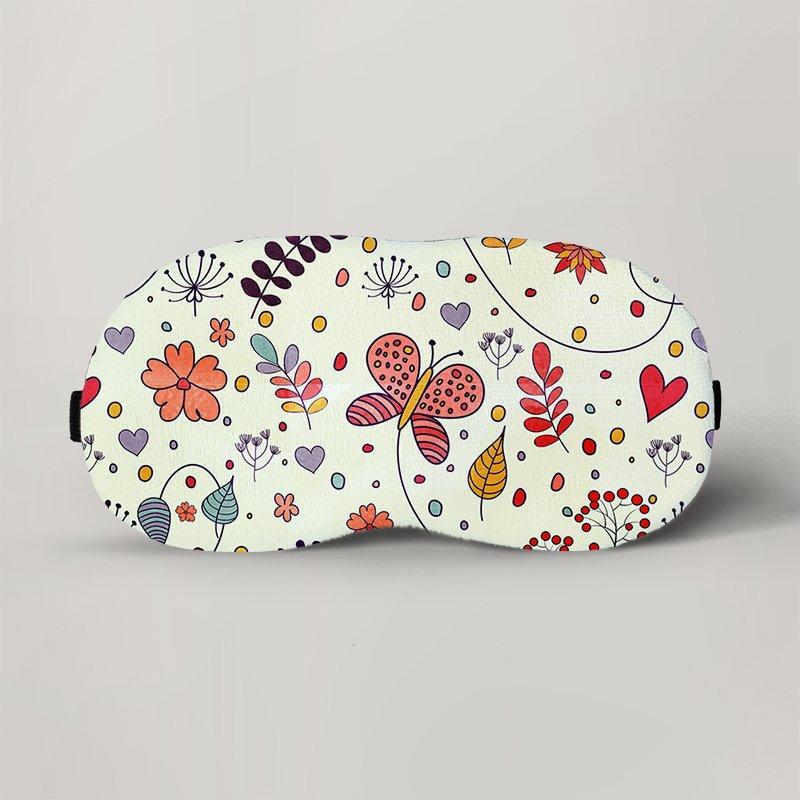 Маска для сна Цветы №21