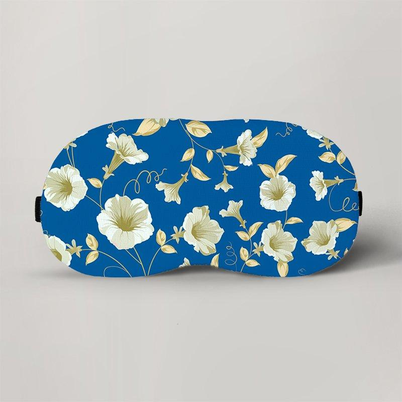 Маска для сна Цветы №17