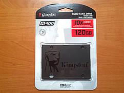 SSD 120GB Kingston A400 TLC SataIII Гарантія 36 місяців!