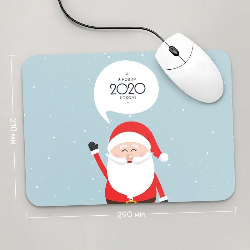 Коврик для мыши 290x210 З Новим Роком 2020 , №59