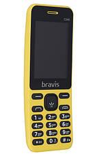 Мобільний телефон BRAVIS C246 Fruit Dual Sim Жовтий, фото 2