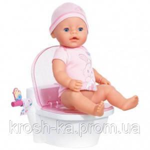 Унитазик-горшок для кукол и пупсов Китай 003