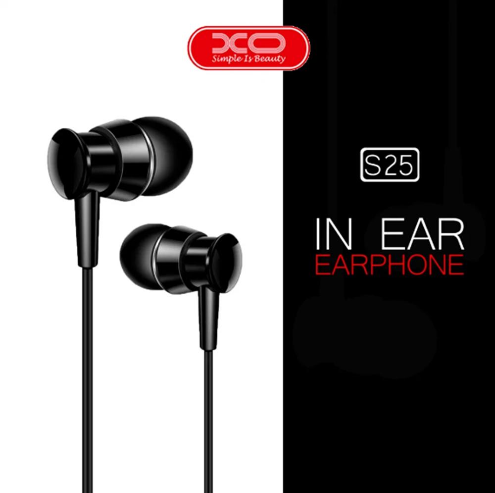 Наушники с микрофоном XO S25 | Super Bass