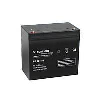 Аккумуляторная батарея SunLight SPb 12- 55