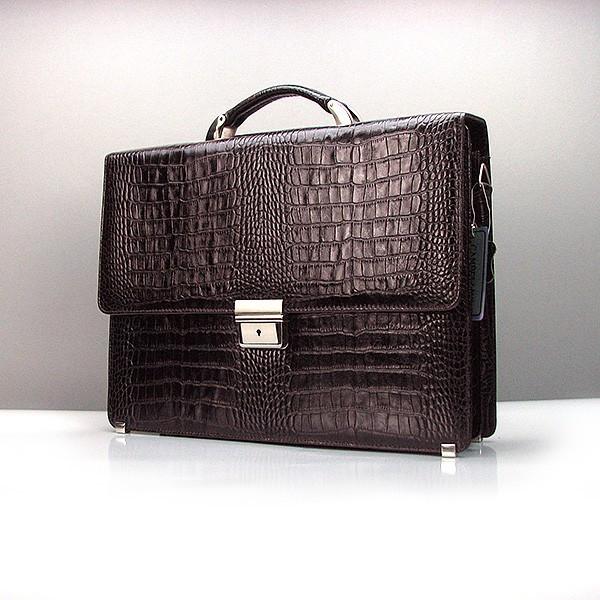 Портфель кожаный мужской Canpellini 3023-19