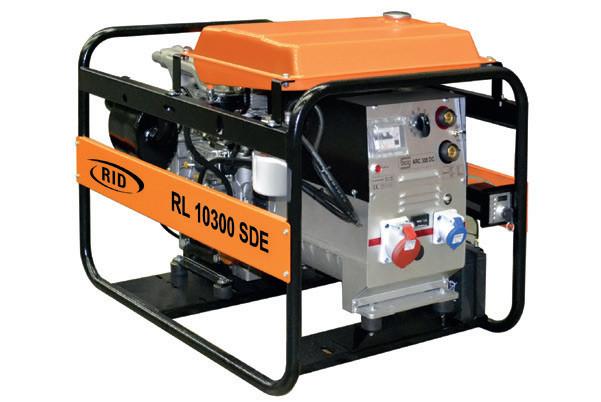 ⚡RID RL 10300 SDE(10 кВт)
