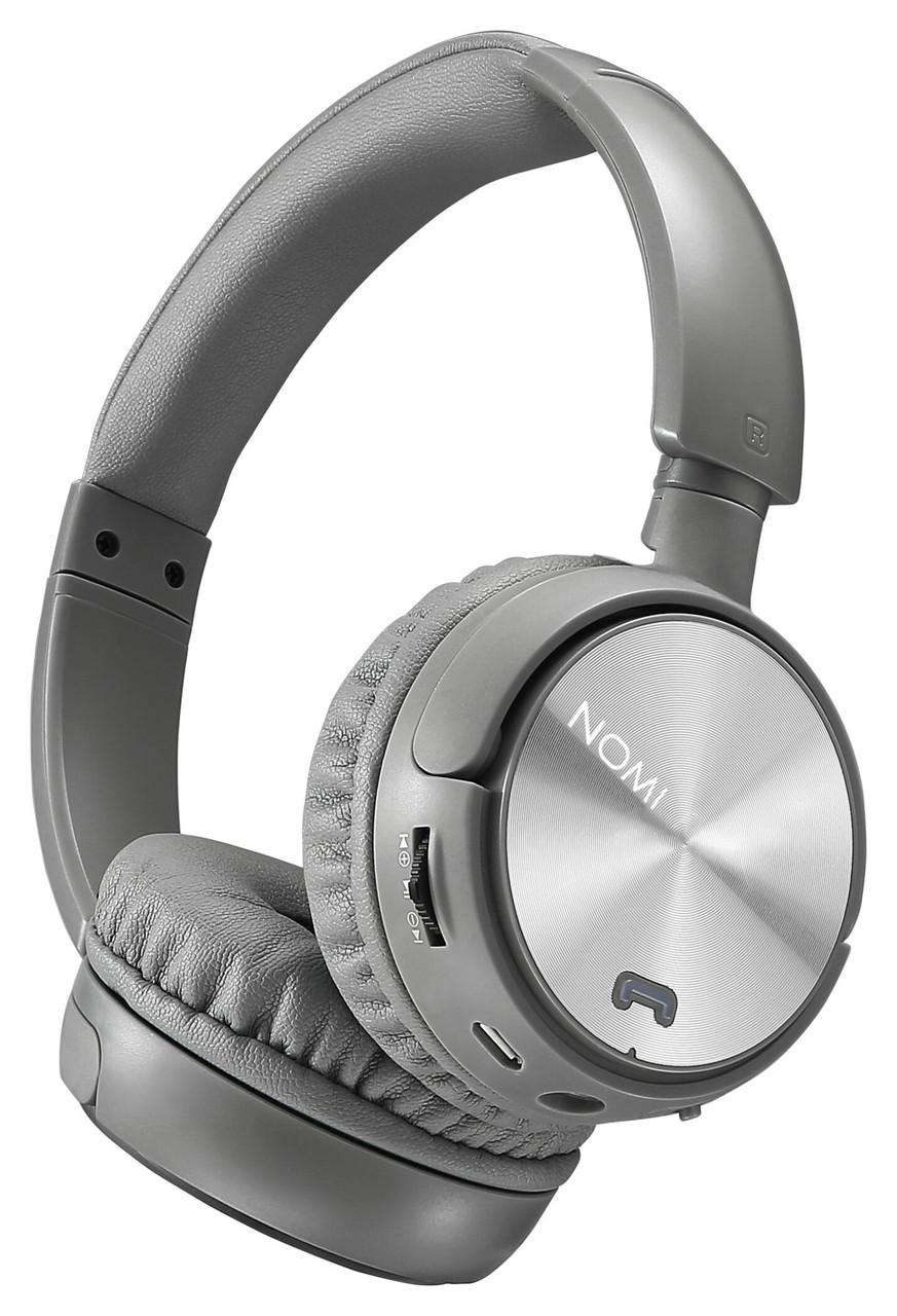 Наушники Nomi NBH-470 Lite Grey (серый)