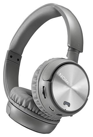Наушники Nomi NBH-470 Lite Grey (серый), фото 2
