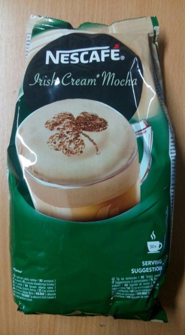 Капучино Nescafe Alegria Irish Cream Mocha (Ирландский виски Мокка) 1кг
