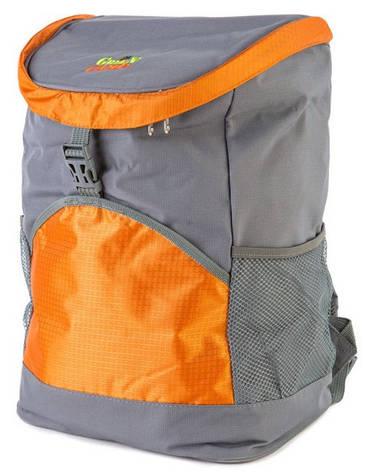 Сумка-холодильник GREEN CAMP GC0980.01, (рюкзак) 19,8 л, фото 2