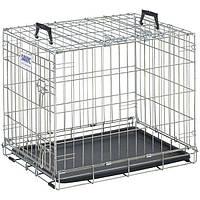 Savic ДОГ РЕЗИДЕНС (Dog Residence) клетка для собак, цинк , 61х46х53 см, 8.4 кг.