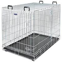 Savic ДОГ РЕЗИДЕНС (Dog Residence) клетка для собак, цинк , 118х76х88 см, 22.4 кг.