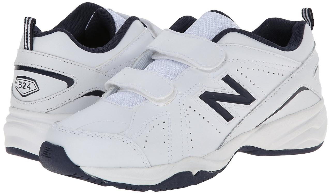 Кроссовки New Balance KV624 Hook and Loop Uniform Sneaker. Кожа. Оригинал  из США - 694af7ed005