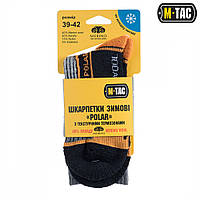 M-Tac носки Polar Merino 40% Black
