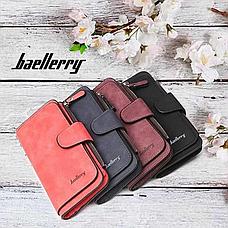 Женский кошелек Baellerry Forever, стильный женский клатч, портмоне   Original, фото 3