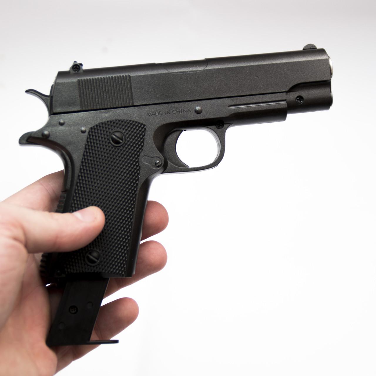 Детский пистолет воздушка ZM 04 высокого качества