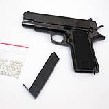 Детский пистолет воздушка ZM 04 высокого качества, фото 3