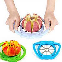 Специальный кухонный нож Apple Slicer для нарезки яблок дольками
