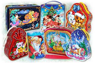 Детские подарки + подарочные наборы конфет